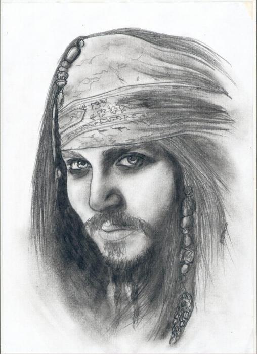 Johnny Depp por imladris9